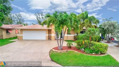 Pompano Beach Single Family Home For Sale: 948 SE 10th Ct