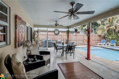 Oakland Park Single Family Home Backup Contract-Call LA: 1657 NW 36th Ct