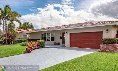 Fort Lauderdale Single Family Home For Sale: 4021 NE 28th Ave