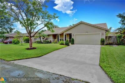 Coral Springs FL Single Family Home For Sale: $370,000