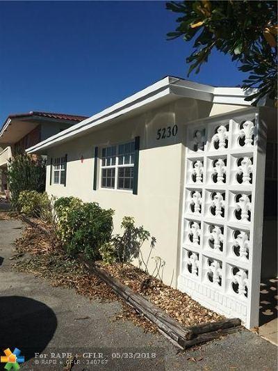 Fort Lauderdale Rental For Rent: 5230 NE 14th Way #2