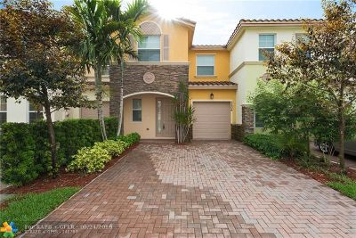 Davie Condo/Townhouse For Sale: 5206 SW 78th Ter #5206