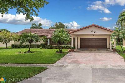 Plantation Single Family Home For Sale: 12431 SW 1st Pl