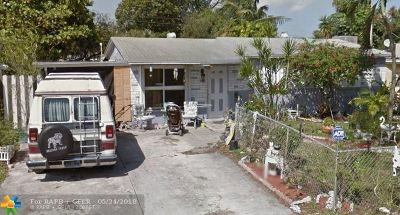 Fort Lauderdale Single Family Home For Sale: 4297 SW 49th St