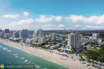 Fort Lauderdale Condo/Townhouse Backup Contract-Call LA: 701 N Fort Lauderdale Beac #1403