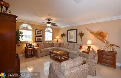 Pompano Beach Condo/Townhouse For Sale: 3237 NE 13th St #3237