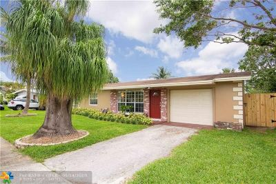 Fort Lauderdale Single Family Home For Sale: 2032 NW 10th Ave