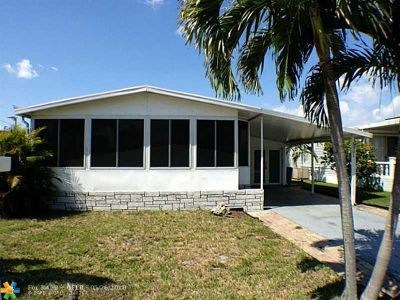 Fort Lauderdale Single Family Home For Sale: 5301 SW 23rd Ter