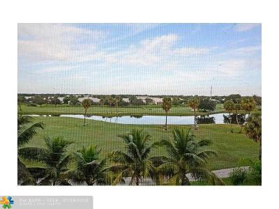 Pompano Beach FL Condo/Townhouse For Sale: $268,000