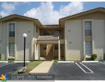 Coral Springs FL Rental For Rent: $1,245