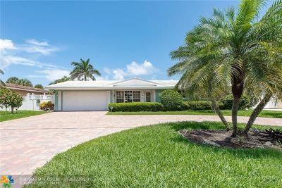 Pompano Beach Single Family Home For Sale: 930 NE 27th Ave