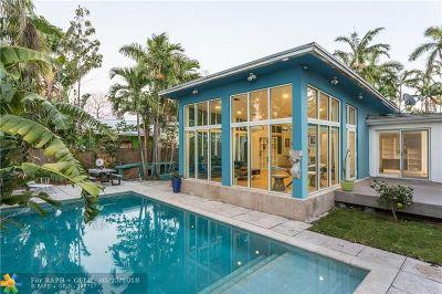 Miami Single Family Home For Sale: 821 NE 71st St