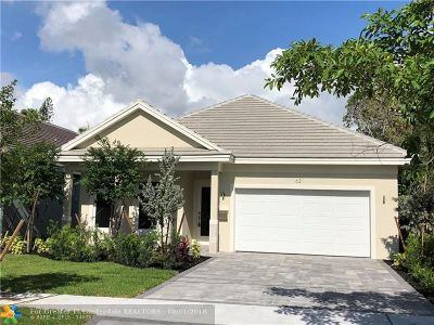 Tarpon River Single Family Home For Sale: 621 SW 8th Ave
