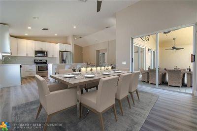 Boynton Beach Single Family Home For Sale: 7358 Haviland Circle
