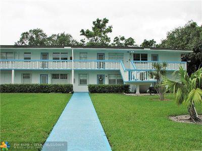 Deerfield Beach Condo/Townhouse For Sale: 78 Prescott D #78