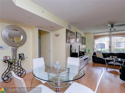 Coral Springs FL Condo/Townhouse For Sale: $165,000