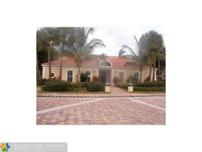 Coral Springs FL Rental For Rent: $1,195