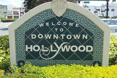 Broward County, Collier County, Lee County, Palm Beach County Rental For Rent: 2040 Hollywood Blvd #5