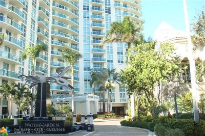 Broward County, Collier County, Lee County, Palm Beach County Rental For Rent: 347 N New River Dr #1010