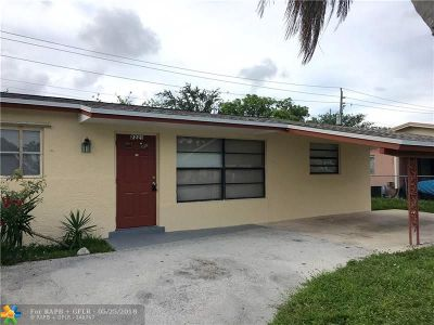 Pompano Beach Single Family Home For Sale: 2221 NW 10th Ct