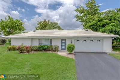 Tamarac Single Family Home Backup Contract-Call LA: 7201 NW 92nd Ave