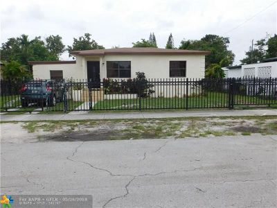 Miami Single Family Home For Sale: 245 NW 117th St