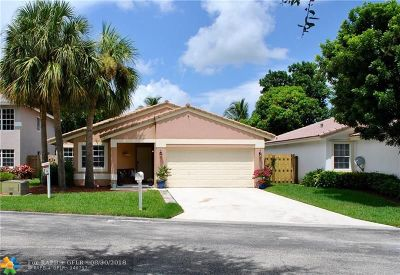 Delray Beach Single Family Home For Sale: 4041 NW 1st Ln