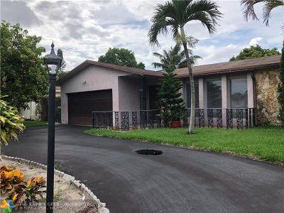 Lauderhill Single Family Home Backup Contract-Call LA: 8211 NW 48th St