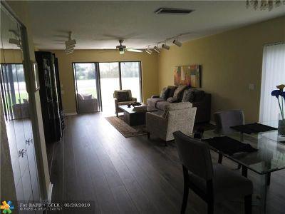 Boca Raton FL Condo/Townhouse For Sale: $169,900