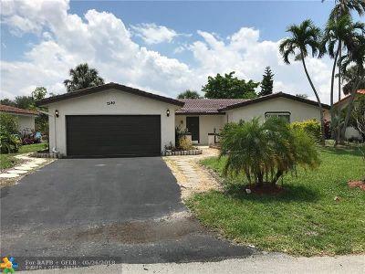 Coral Springs FL Rental For Rent: $2,350