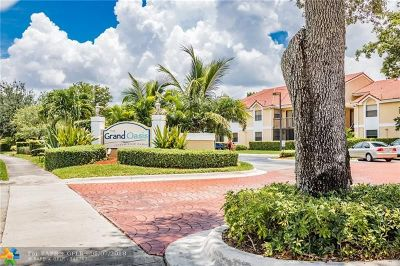 Coral Springs FL Condo/Townhouse For Sale: $169,999