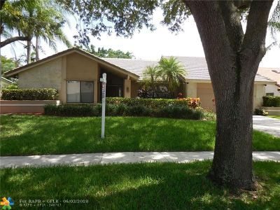Plantation Single Family Home For Sale: 1761 NW 91st Ave
