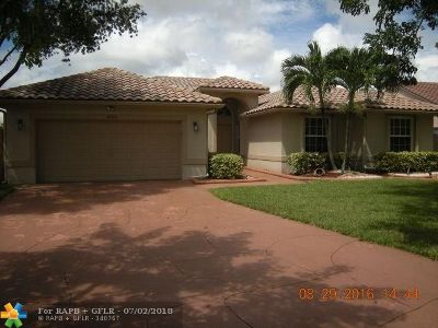 Coconut Creek Single Family Home Backup Contract-Call LA: 4795 NW 76th St