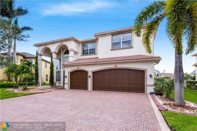 Miramar Single Family Home For Sale: 5393 SW 186th Way