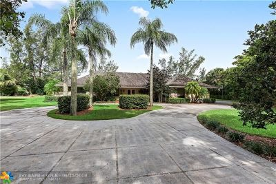 Palm Beach Gardens Single Family Home For Sale: 5564 Whirlaway Rd