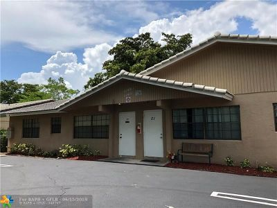 Coral Springs Multi Family Home For Sale: 11401 NW 43 St