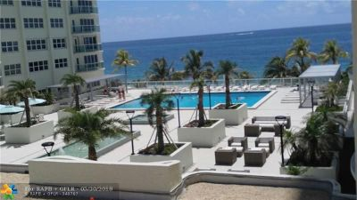 Rental For Rent: 3400 Galt Ocean Dr #307S