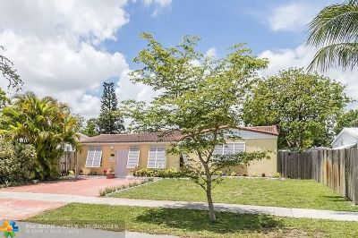 Croissant Park Single Family Home Backup Contract-Call LA: 813 SW 20th St