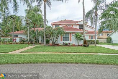 Pembroke Pines Single Family Home Backup Contract-Call LA: 410 NW 202nd Way