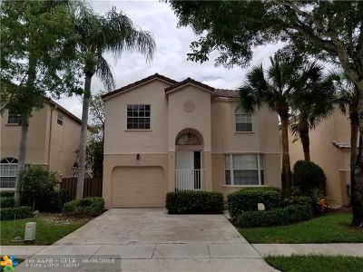 Plantation Single Family Home For Sale: 10911 NW 12th Pl