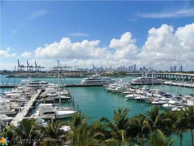 Miami Beach Condo/Townhouse For Sale: 400 Alton Rd #501