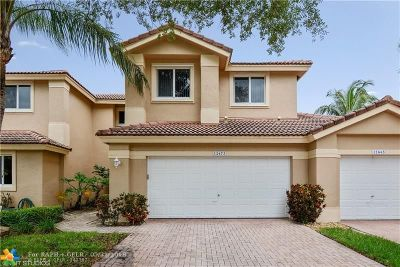 Coral Springs Condo/Townhouse Backup Contract-Call LA: 12673 NW 56th St #12673