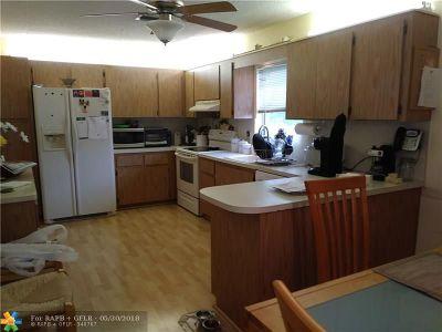 Tamarac Single Family Home For Sale