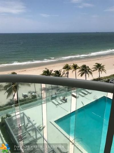 Fort Lauderdale Condo/Townhouse For Sale: 3410 Galt Ocean Drive #604 N