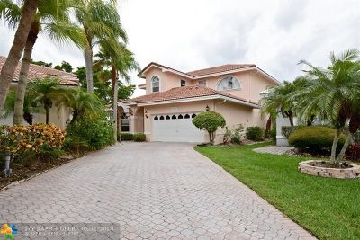 Single Family Home For Sale: 7785 Highlands Cir