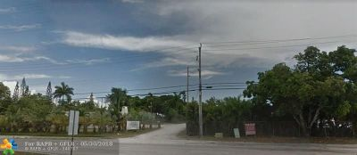 Pompano Beach Residential Lots & Land For Sale: 10 Helwig Ter