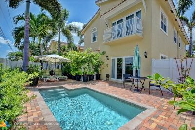 Oakland Park Condo/Townhouse Backup Contract-Call LA: 1239 NE 32nd St #6