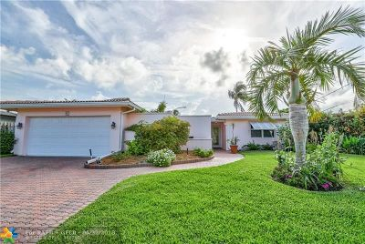 Pompano Beach Single Family Home For Sale: 901 SE 4th Ave