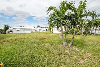 Pompano Beach Residential Lots & Land For Sale: 2971 NW 1st Ave