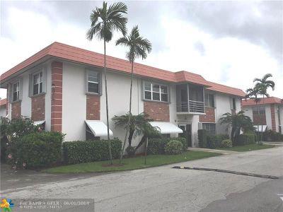 Pompano Beach Condo/Townhouse For Sale: 3550 NW 8 Avenue #7-10
